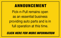 Stores Open Announcement